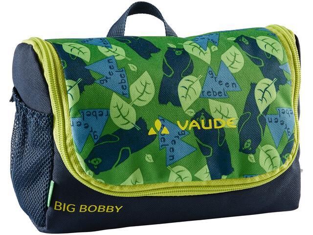 VAUDE Big Bobby Wash Bag Kids, parrot green/eclipse